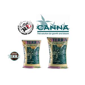 CANNA TERRA PROFESSIONAL PLUS 25L-50L
