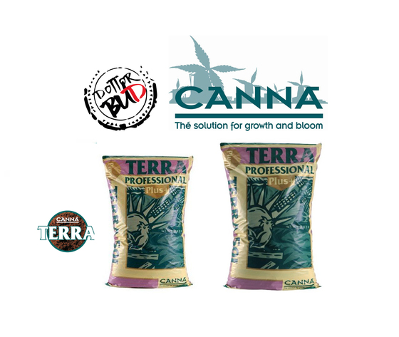 CANNA TERRA PROFESSIONAL PLUS 25L-50L