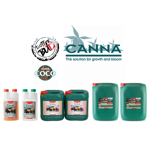 CANNA COCO A+B 1L-5L-10L