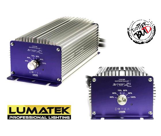 LUMATEK BALLAST ELETTRONICO DIMMERABILE 315W CMH LEC