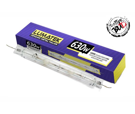 LUMATEK BULBO 630W CMH DE 4200K LAMPADA