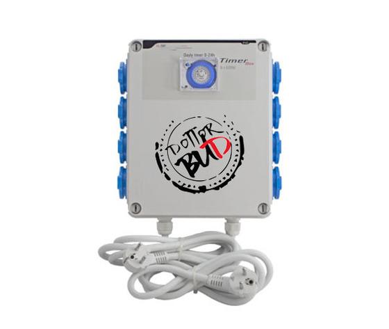 QUADRO ELETTRICO GSE CON TIMER 8X600W - IP20 TIMER BOX II