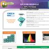 Gx cob module cree