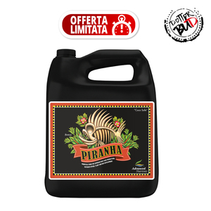 ADVANCED NUTRIENTS - PIRANHA 5L  | PER CRESCITA RADICALE