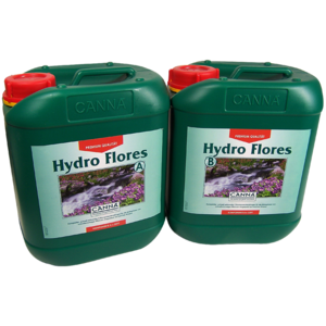 CANNA HYDRO FLORES A+B 2X5L