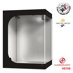 SECRET JARDIN | GROW BOX HYDRO SHOOT 150x150x200 CM R2.0