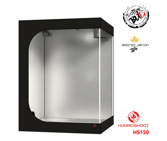 SECRET JARDIN | GROW BOX HYDRO SHOOT 150x150x200 CM R2.0