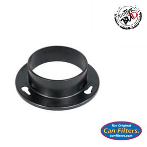 CAN FILTERS | FLANGIA PER FILTRO ODORI DIAMETRO 100 - PER FILTRI 150, 300 E 425 MC/H
