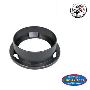 CAN FILTERS | FLANGIA PER FILTRO ODORI DIAMETRO 125 - PER FILTRI 150, 300 E 425 MC/H