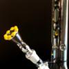 Roor bong little sista 5.0 custom giallo e nero %281%29 %281%29