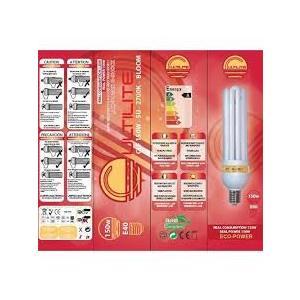 CULTILITE G-SHOCK 250W BLOOM - LAMPADA CFL BASSO CONSUMO - 2700°K