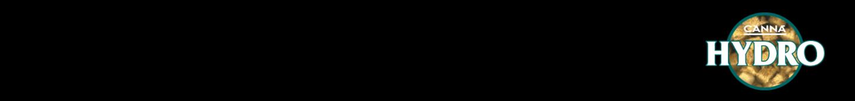 Black canna hydro