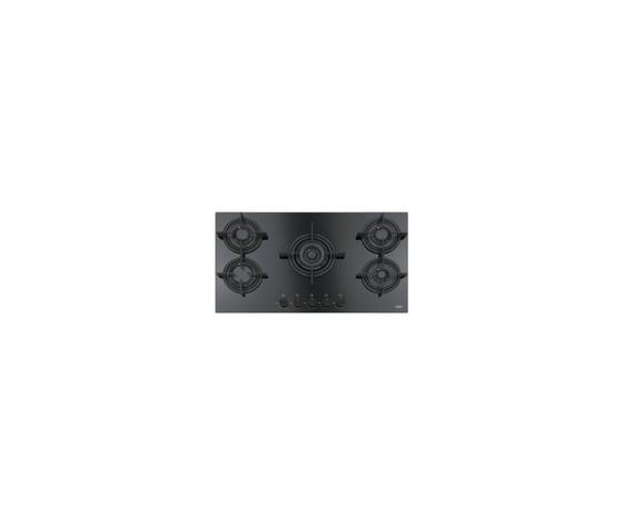 Franke FHCR9054GTCHEBKC piano cottura 90 cristallo nero Serie Crystal