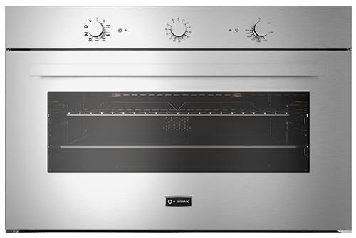 Smalvic FI90MTSX99FPSC INOX forno incasso 90 cm inox elettrico ...