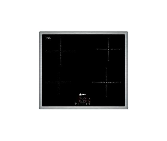 Neff T36BB40N0 piano cottura induzione nero 60 cm 4 zone