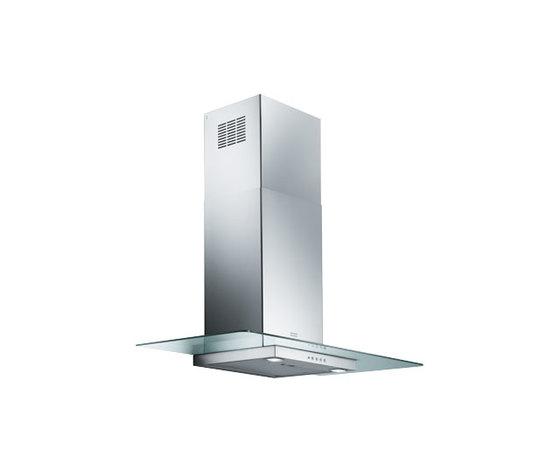 Franke FLI 905 XS cappa a parete 90 cm inox vetro serie line parete