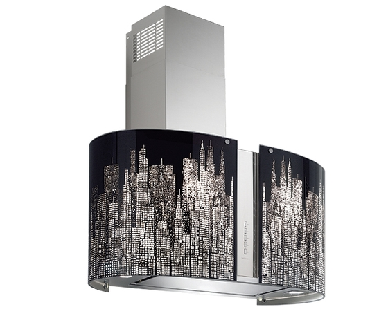 Falmec MIRABILIA LED MANHATTAN cappa 67 a parete