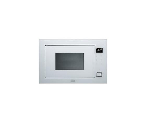 Franke FMW 250 CR2GWH forno elettrico da incasso microonde  Finitura bianco