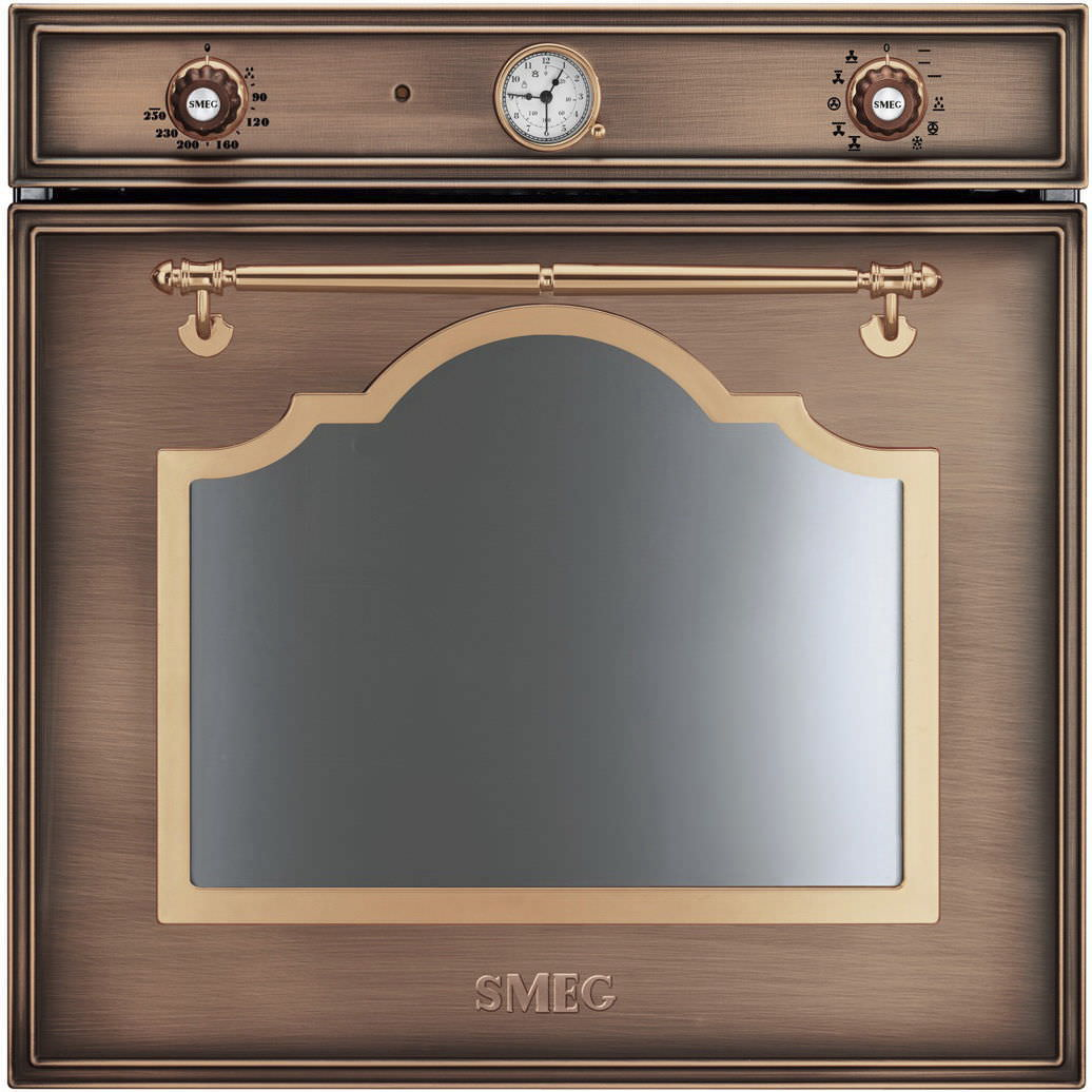 Smeg SF750RA Forno incasso multifunzione classe A estetica cortina ...