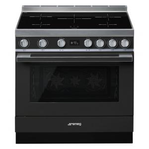 Smeg CPF9IPAN cucina serie portofino piano induzione forno pirolitico colore antracite