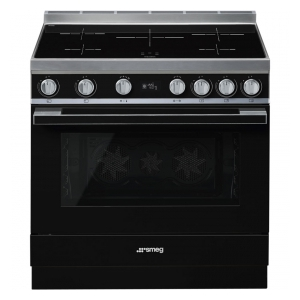 Smeg CPF9IPBL cucina serie portofino piano induzione forno pirolitico colore nero