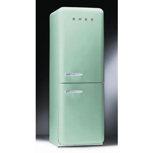 Smeg FAB32RVN1 Frigorifero combinato anni 50 no-frost classe A++ 323 litri colore verde acqua