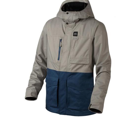 giacca sci uomo oakley great scott bzs jacket