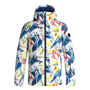 GIACCA SCI BAMBINO QUIKSILVER MISSION