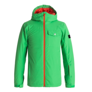 GIACCA SCI BAMBINO QUIKSILVER MISSION SOLID
