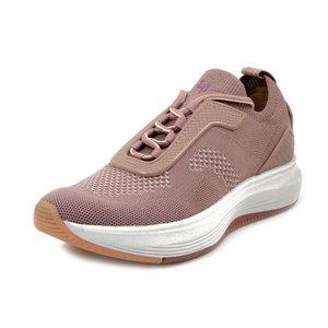 Tamaris, Scarpe Donna sportive Sneaker in Tessuto Elasticizzato Rosa, Plantare Estraibile, 23732