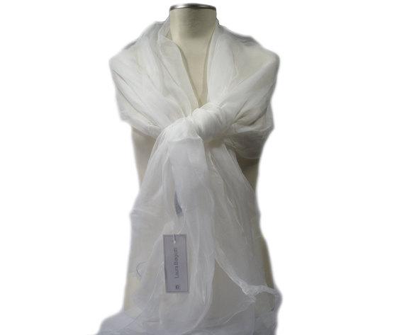 offerta speciale sporco nuovo autentico Stola elegante in Seta Chiffon, Laura Biagiotti B4451N, in Vari ...