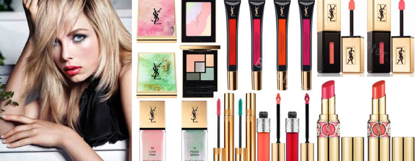 Ysl make up primavera 2016