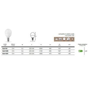 GEA LUCE LAMPADA LED GLA132