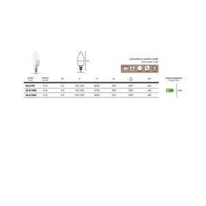 Gea luce lampada LED GLA130
