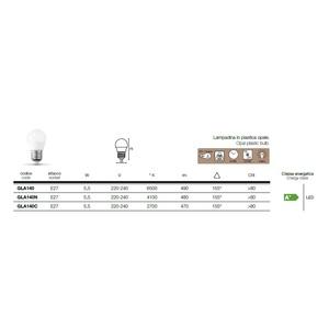 GEA LUCE LAMPADA LED GLA140