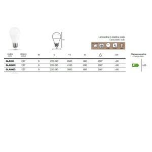 GEA LUCE LAMPADA LED GLA096