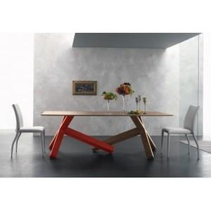 zamagna, tavolo cross legno