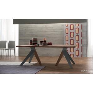 Zamagna, tavolo fly legno