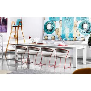 calligaris, sedia new york