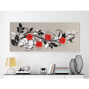 Pintdecor, quadro le quattro rose