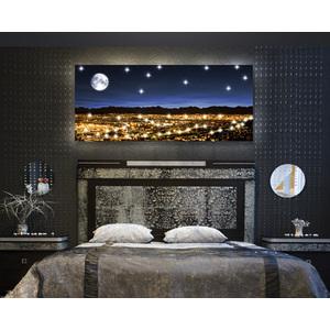 Le Manie, quadro LED Art