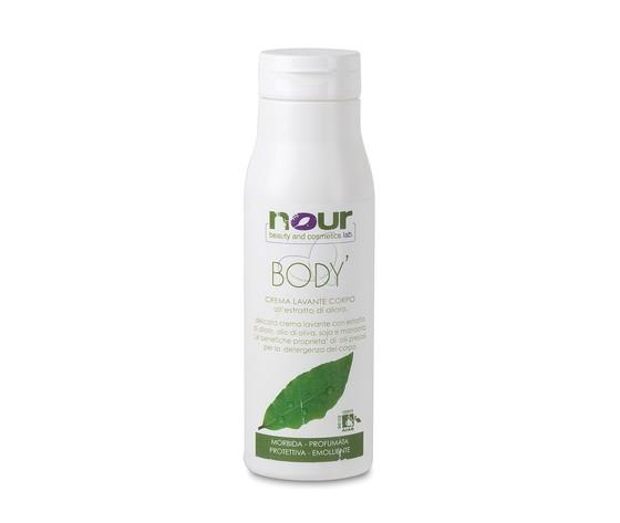 Crema lavante corpo Nour Body