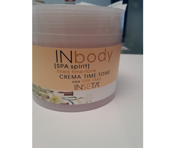 CREMA TIME-TONE - SPA SPIRIT