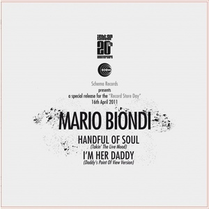 MARIO BIONDI   HANDFUL OF SOUL - I M  HER DADDY