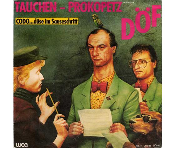 Tauchen - Prokopetz / DÖF – Codo...Düse Im Sauseschritt