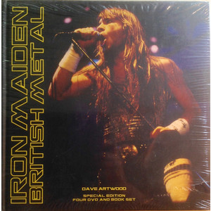 Iron Maiden ‎– British Metal