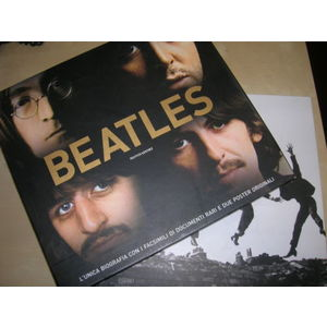TERRY BURROWS - BEATLES - MONDADORI