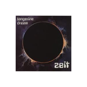 Tangerine Dream ‎– Zeit 2LP