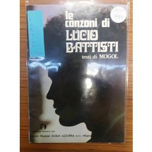 Lucio Battisti - Emozioni -  Spartito