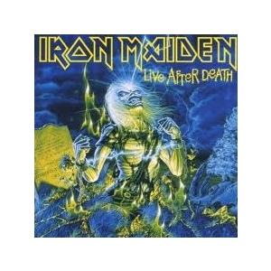 Iron Maiden ‎– Live After Death  2lp